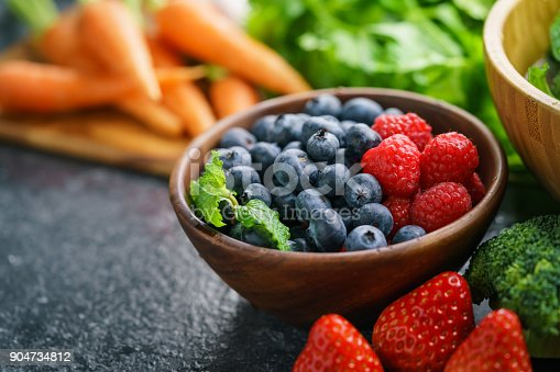 904734850istockphoto Mixed berries 904734812