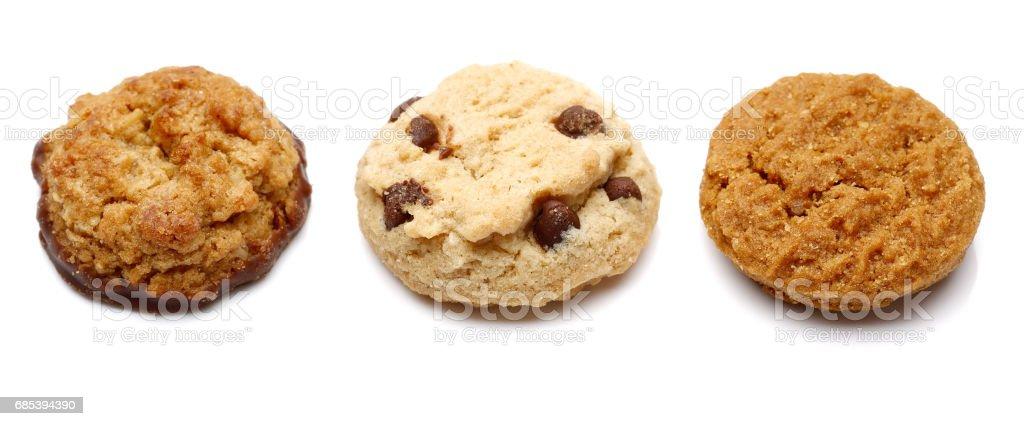 Mixed Cookies foto de stock libre de derechos