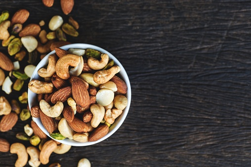istock mixed nuts in bowl 925302942
