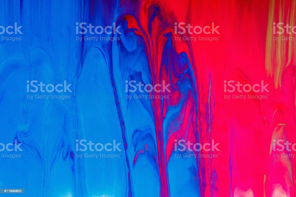 Mixed paint background stock photo