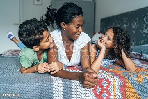 172407626istockphoto Mixed race family 1178288190