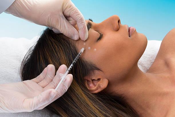 التجميل بالبوتوكس لإزالة تجاعيد الوجه ومنع الشيخوخة