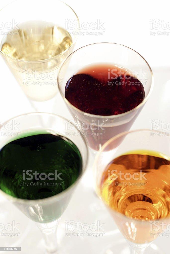 mixed shots royalty-free stock photo
