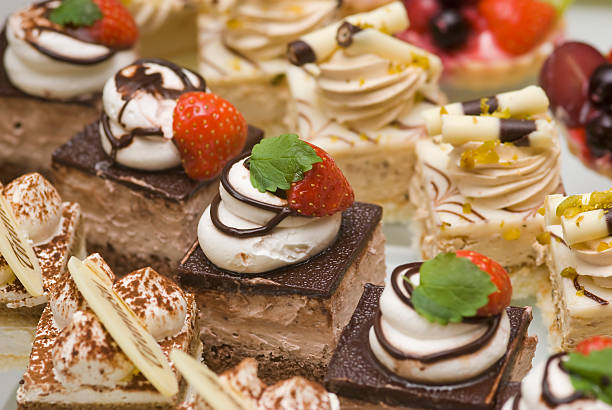 Mixed Sweets Cattering