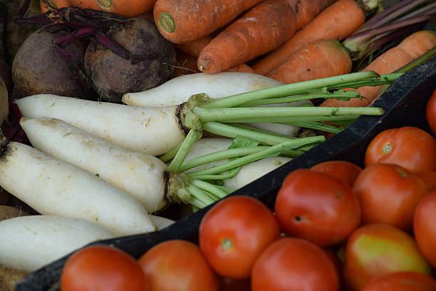 Mix de legumes - foto de acervo