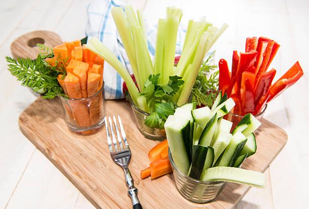 Gemischtes Gemüse – Foto