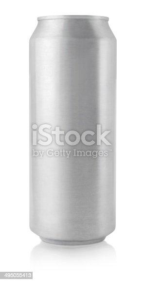 istock 500 ml aluminum beer can 495055413
