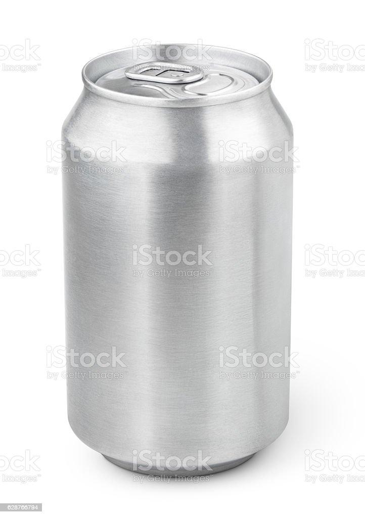 330 ml Aluminium soda können – Foto