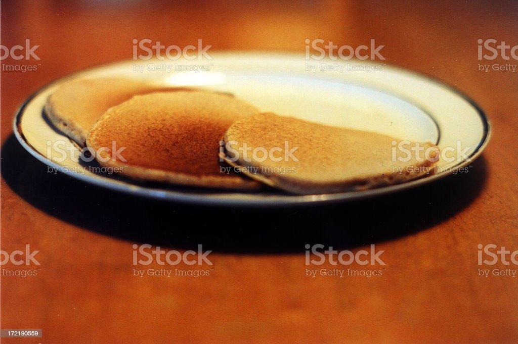 Mmm, Pancakes! royalty-free stock photo