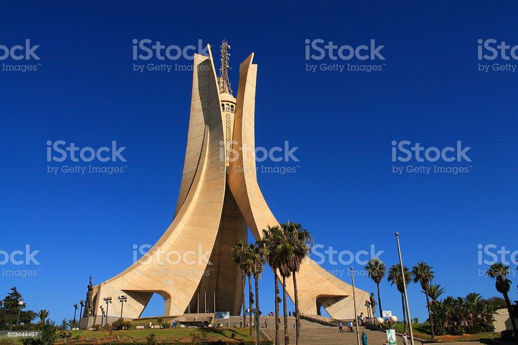 Mémorial du martyre Azmi à Alger, Algérie - Photo