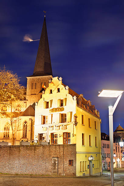 Mönchengladbach - St. Vith stock photo