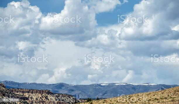 Moab Valley Landscape - Fotografias de stock e mais imagens de Ambiente dramático