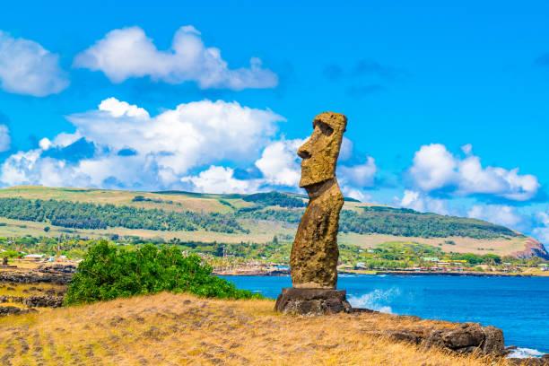 Moai, Hana Kios Hana als – Foto