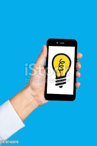 istock Mobil Idea 476740076