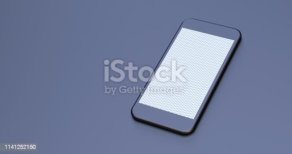 istock Mobile App Presentation Mockup 1141252150