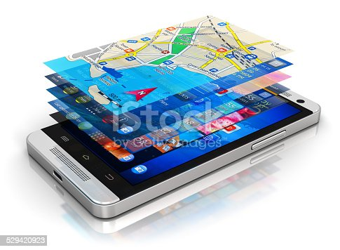istock Mobile applications concept 529420923