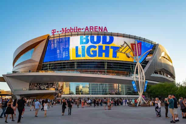 T Mobile Arena in Las Vegas Nevada – Foto