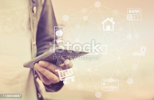 istock mobile banking internet network 1156846687