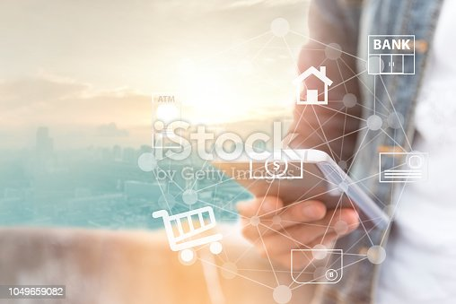 istock mobile banking network 1049659082