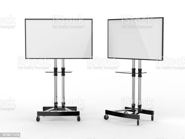 Mobile blank white screen tv trolley stand mount cart exhibition led picture id970617476?b=1&k=6&m=970617476&s=612x612&h=wemc6gxm1u2tc2tlj qykkuykbrydr0qswtjyf5kvsu=