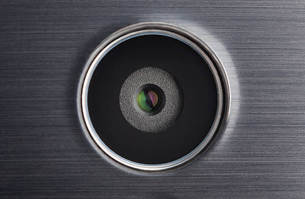 mobile camera lens - camera lens stock photos and pictures