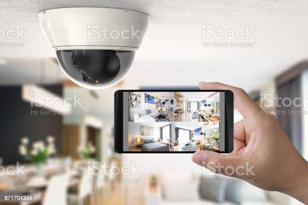 Mobile connect with security camera picture id871704344?b=1&k=6&m=871704344&s=612x612&h=cbxjfu0gj22oimafgrfneyjfj   ookun4nk7kdmfji=