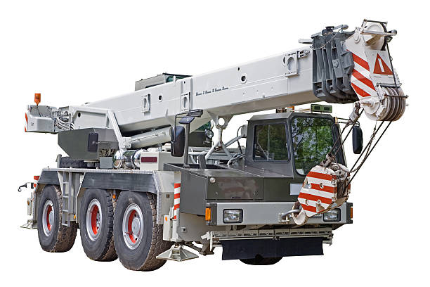 Mobile crane  mobile crane stock pictures, royalty-free photos & images