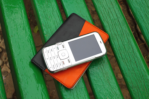 Mobile device and Notepad
