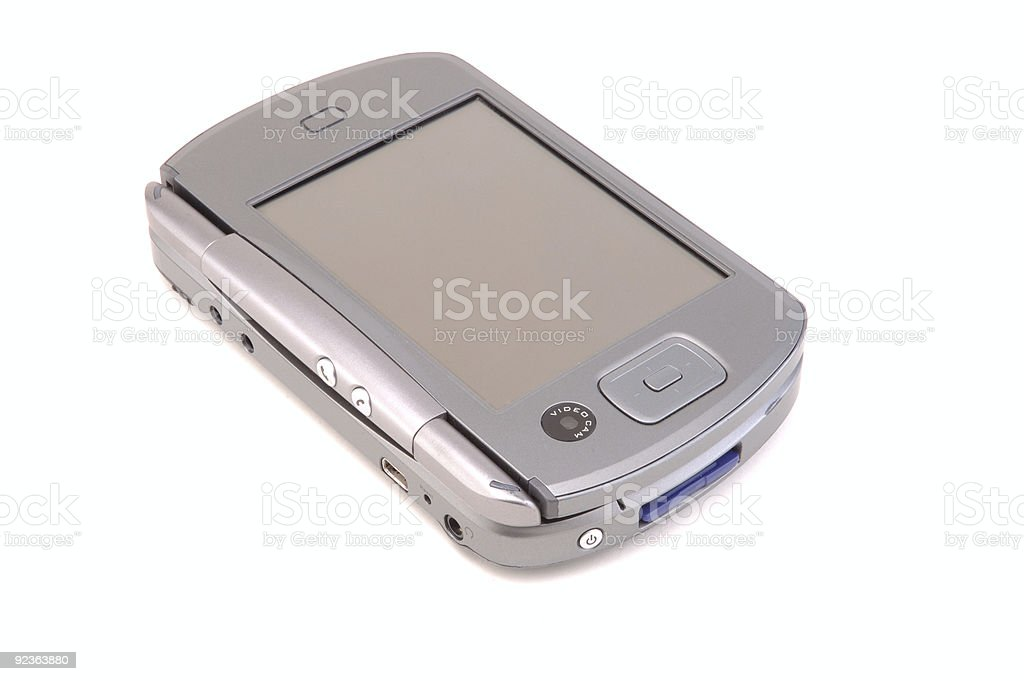 Mobile Device - Flip Phone royalty-free stock photo