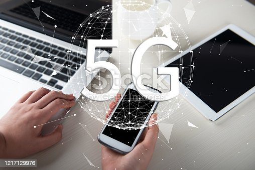 5G,Network,Mobile device,Data,Business