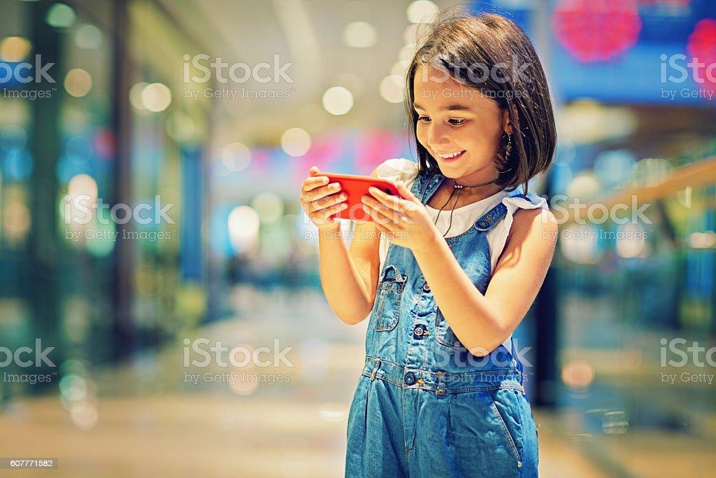 Mobile era stock photo