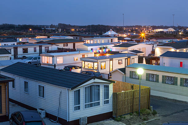 Best Trailer Park Stock Photos, Pictures & Royalty-Free Images - iStock