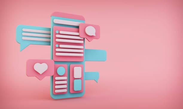 Design mobiler Schnittstellen – Foto