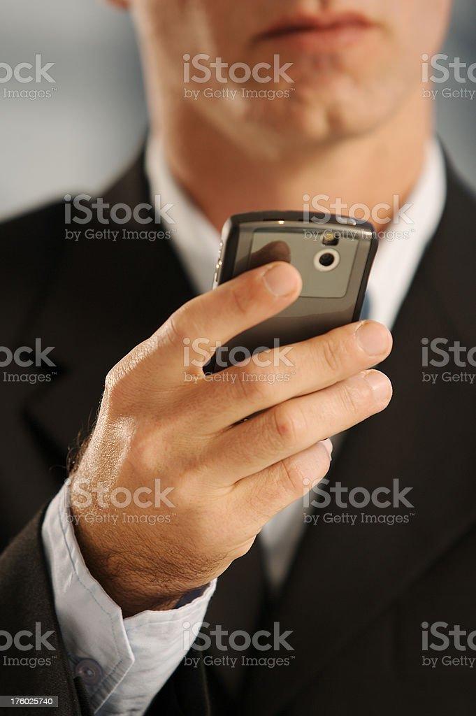 Mobile Internet stock photo
