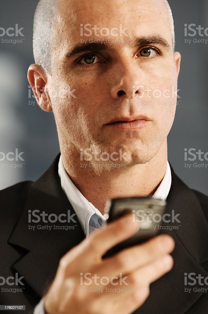 Mobile Issues stock photo