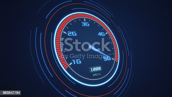 istock 5G mobile network concept 985842194