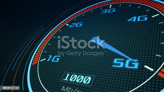 istock 5G mobile network concept 985842242