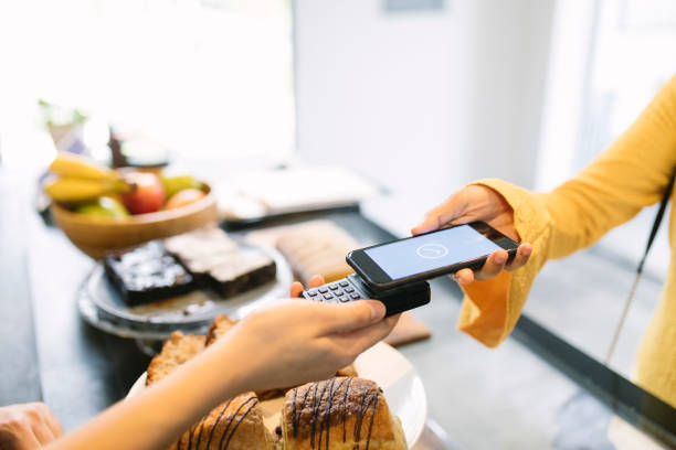 Mobile Payments stock photo
