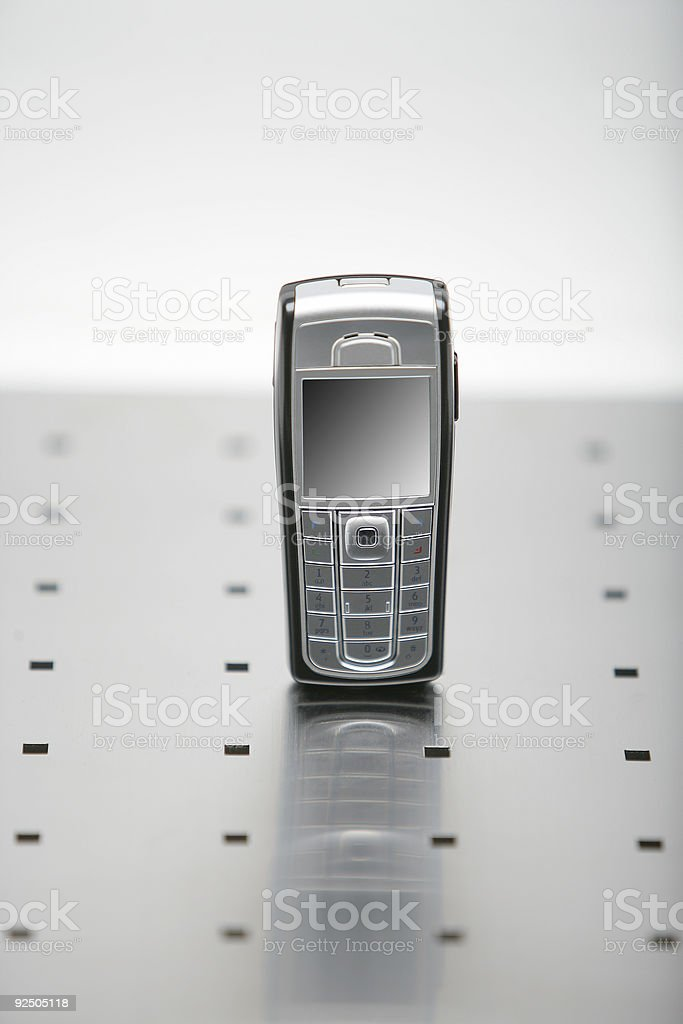 Mobile Phone 2 - 6230i royalty-free stock photo