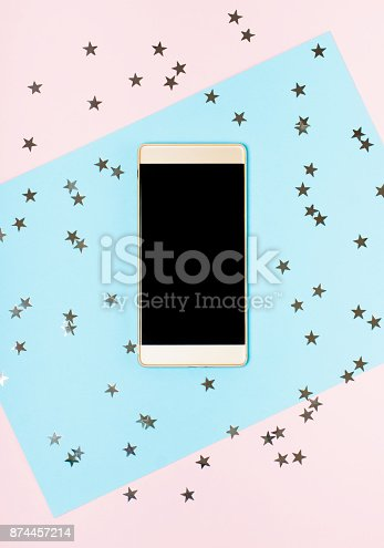 istock Mobile phone device 874457214