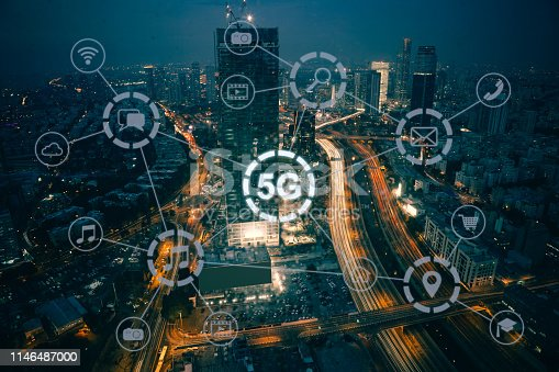 istock 5G mobile phone network security connection internet communication 1146487000