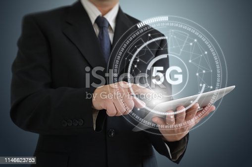 istock 5G mobile phone network security connection internet communication 1146623753