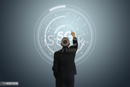 istock 5G mobile phone network security connection internet communication 1146850938