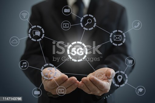 istock 5G mobile phone network security connection internet communication 1147143766