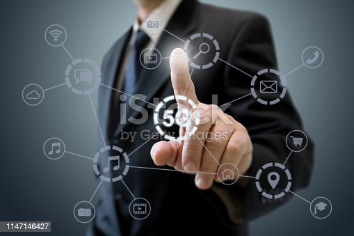 istock 5G mobile phone network security connection internet communication 1147146427