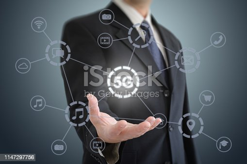 istock 5G mobile phone network security connection internet communication 1147297756