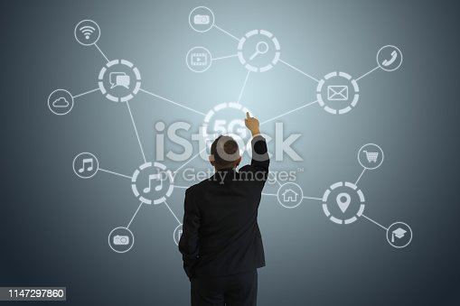 istock 5G mobile phone network security connection internet communication 1147297860