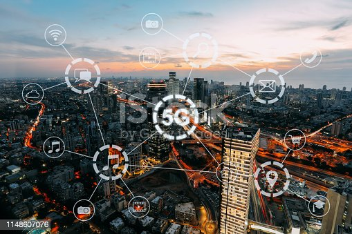 istock 5G mobile phone network security connection internet communication 1148607076