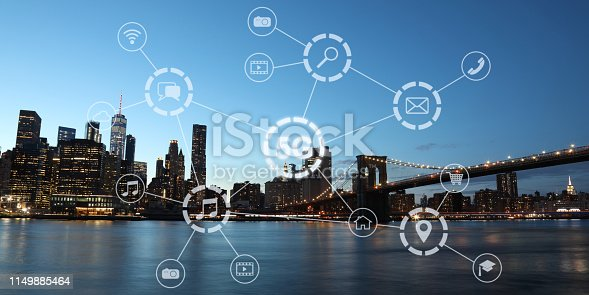 681672754 istock photo 5G mobile phone network security connection internet communication 1149885464
