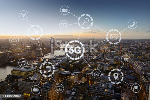 681672754 istock photo 5G mobile phone network security connection internet communication 1149885562